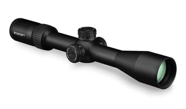 DIAMONDBACK TACTICAL 4-16X44 FFP RIFLESCOPE EBR-2C (MRAD)