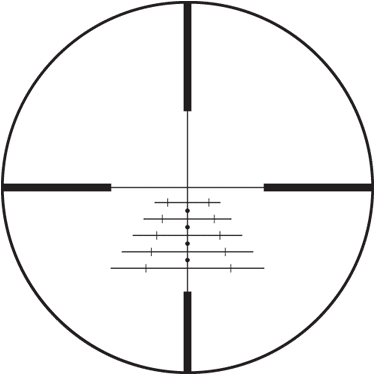 Swarovski Z5 5-25x52 P BRX-Heavy Reticle