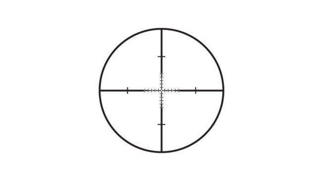 Leupold VX-3i LRP 8.5-25x50mm (30mm) Side Focus MIL FFP TMR Reticle